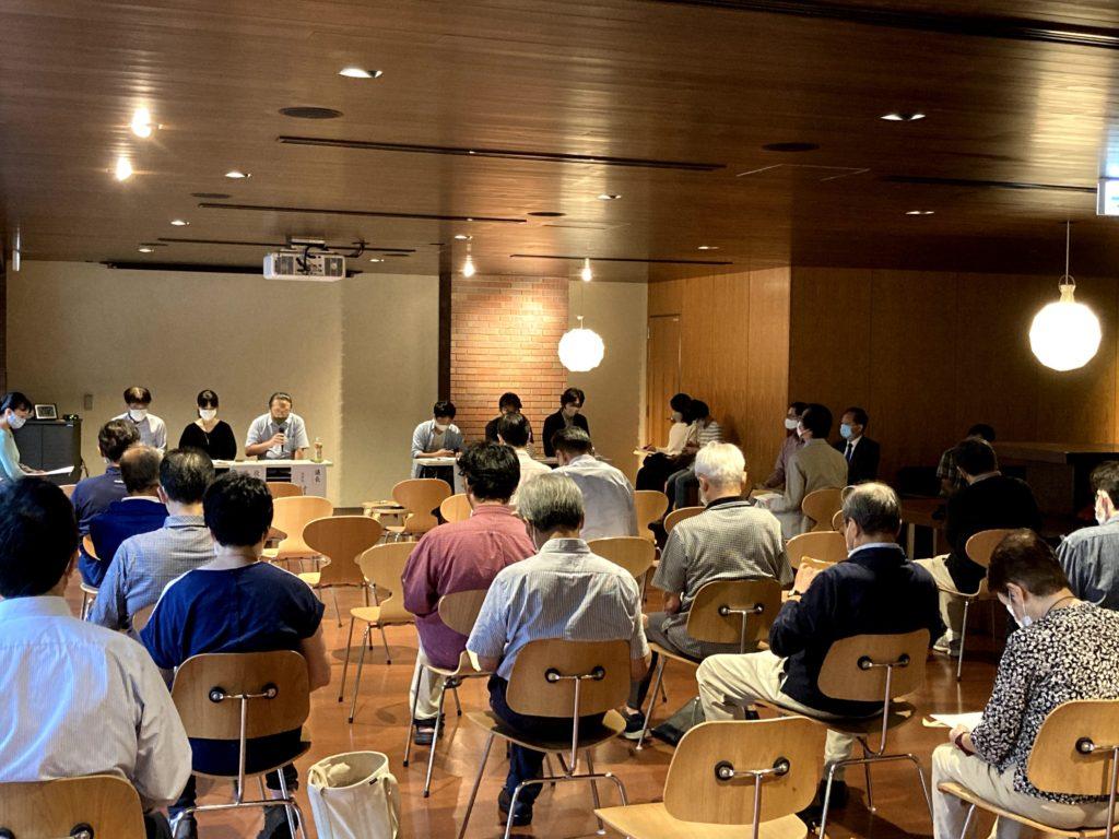 第12期臨時総会が開催されました。
